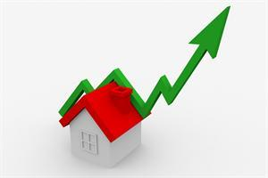 Confidence returns to market as house prices increase.